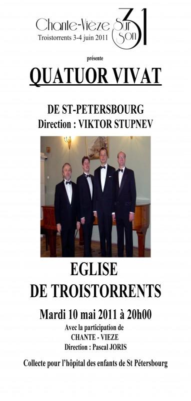 vivat-quatuor-russe